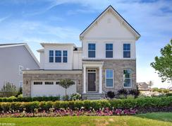 Crestwood Farmhouse - Trailwoods of Ann Arbor - The Village Collection: Ann Arbor, Michigan - Toll Brothers