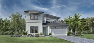 Lavender - Edison East - Executive Collection: Jacksonville, Florida - Toll Brothers