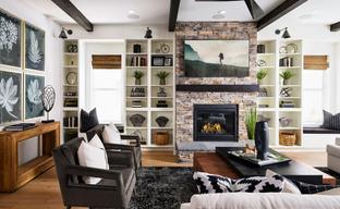 Regency at Montaine - Broomfield Collection by Toll Brothers in Denver Colorado