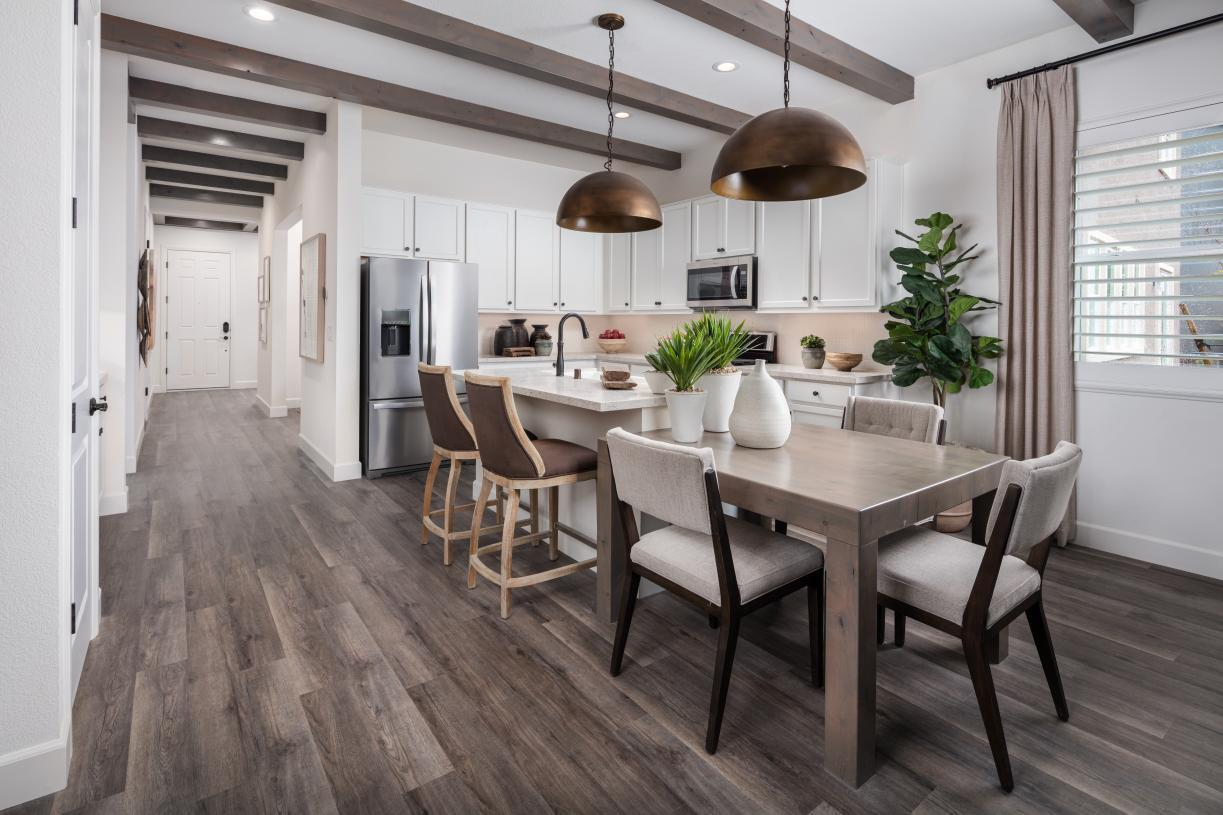 Kitchen featured in the Allia By Toll Brothers in Reno, NV