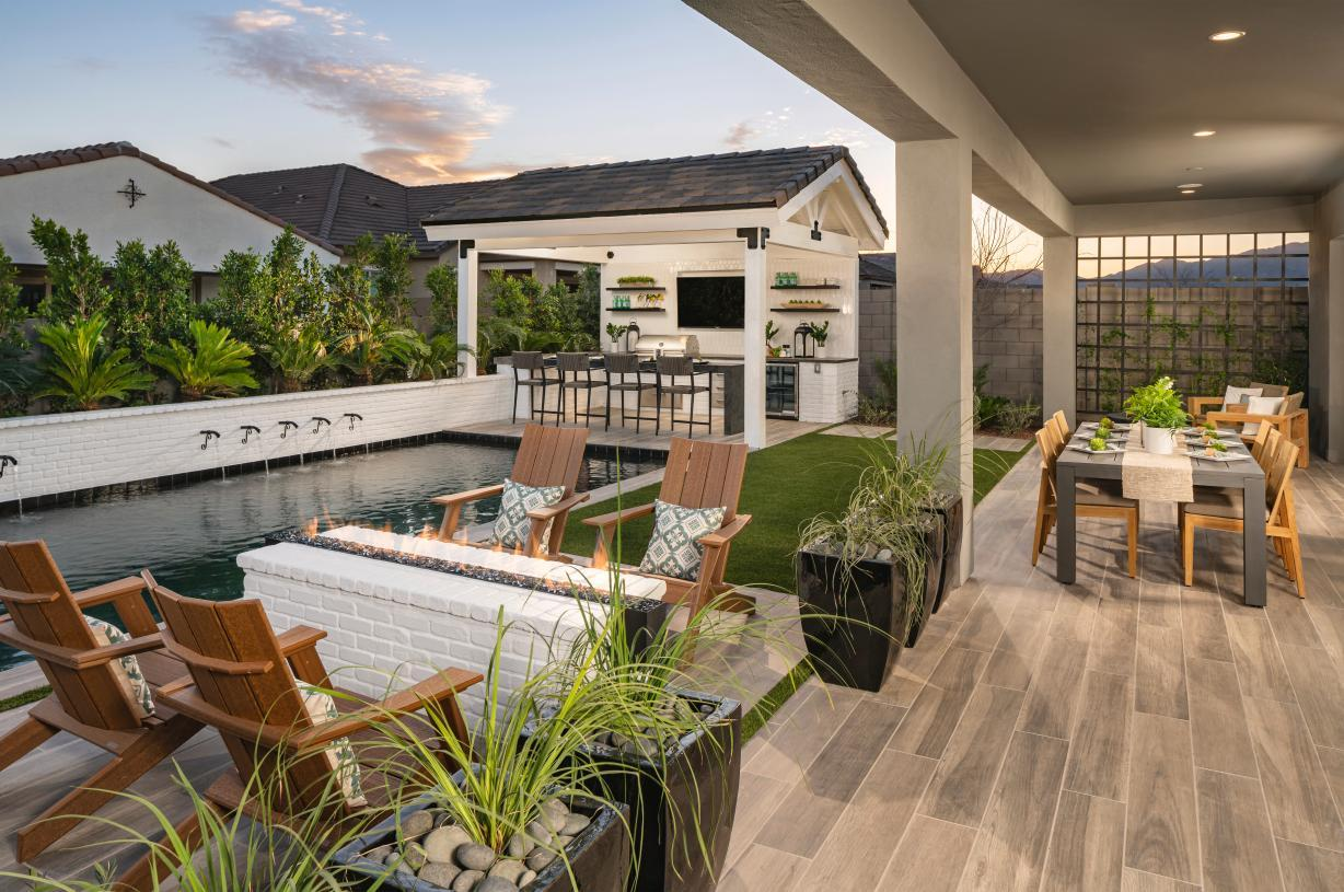 'Preserve at San Tan - Sonoran Collection' by Toll Brothers-ARIZONA in Phoenix-Mesa