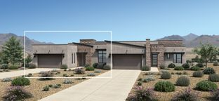 Palmer - Sereno Canyon - Enclave Collection: Scottsdale, Arizona - Toll Brothers