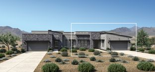 Riesley - Sereno Canyon - Enclave Collection: Scottsdale, Arizona - Toll Brothers