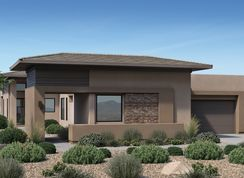 Pacifica - Sereno Canyon - Villa Collection: Scottsdale, Arizona - Toll Brothers