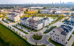 Somerset Green by Toll Brothers in Houston Texas