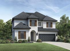 Waller - Lakes at Creekside - Villa Collection: Tomball, Texas - Toll Brothers
