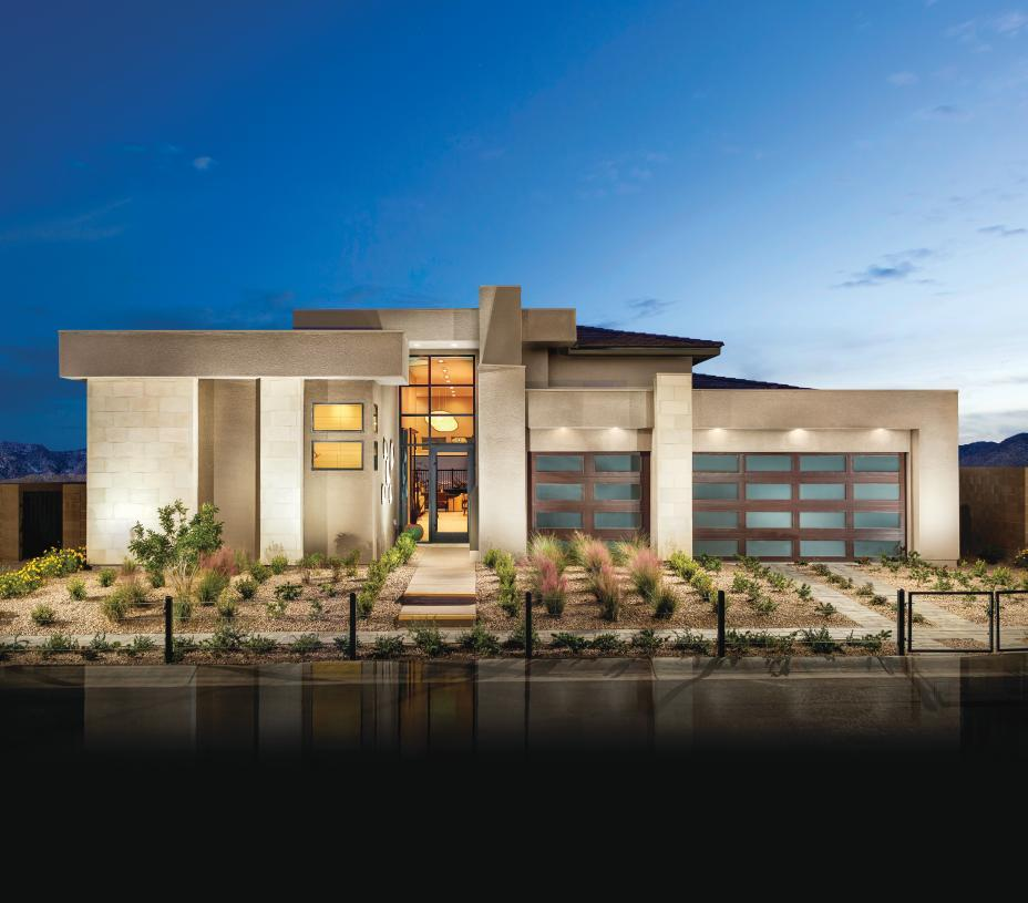 'Mesa Ridge - Overlook Collection' by Toll Brothers-NV - LAS VEGAS in Las Vegas