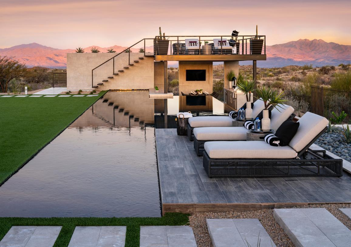 'Sereno Canyon - Estate Collection' by Toll Brothers-ARIZONA in Phoenix-Mesa