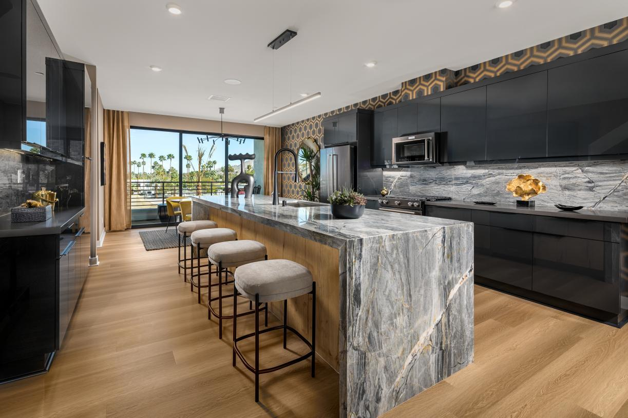 Kitchen featured in the Aliso By Toll Brothers in Riverside-San Bernardino, CA