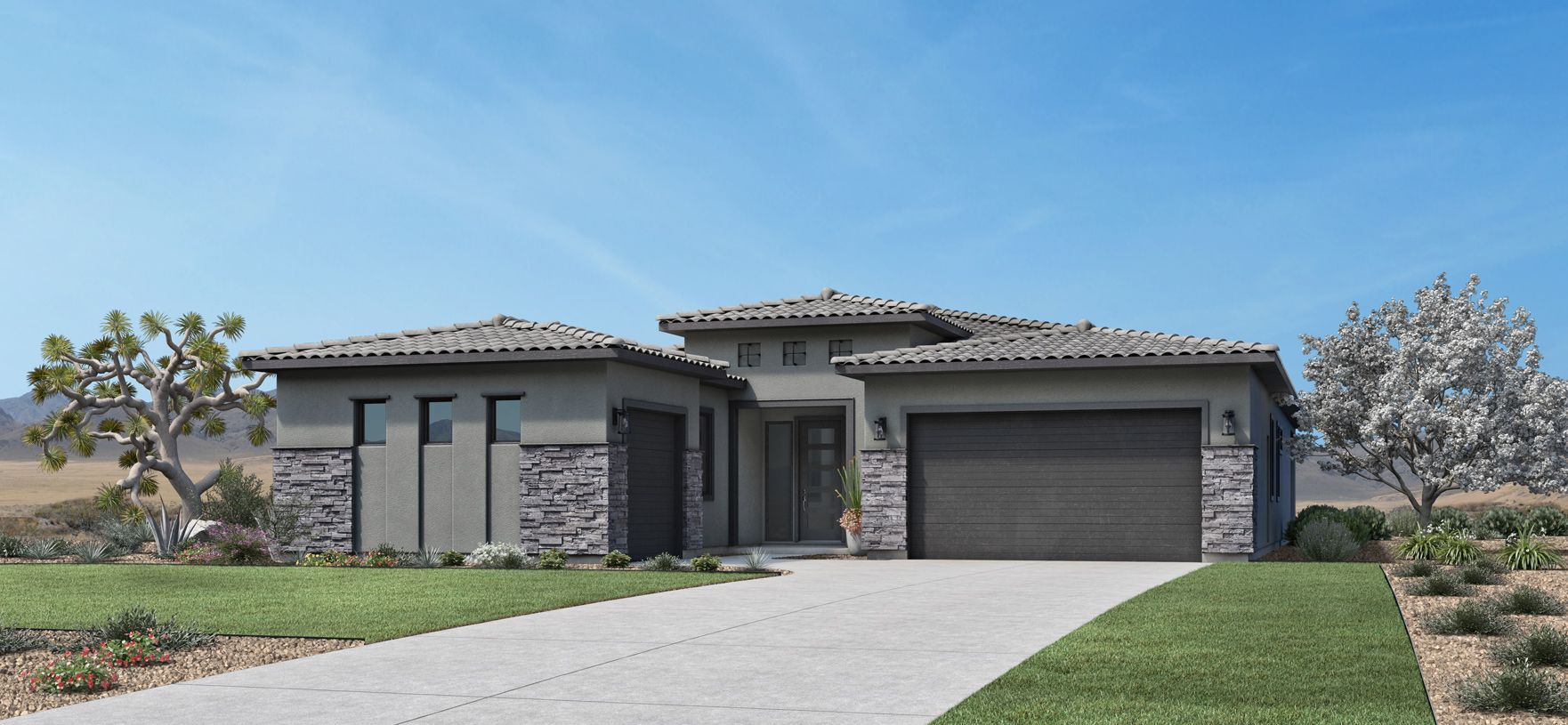 Exterior featured in the Sheldon By Toll Brothers in Phoenix-Mesa, AZ