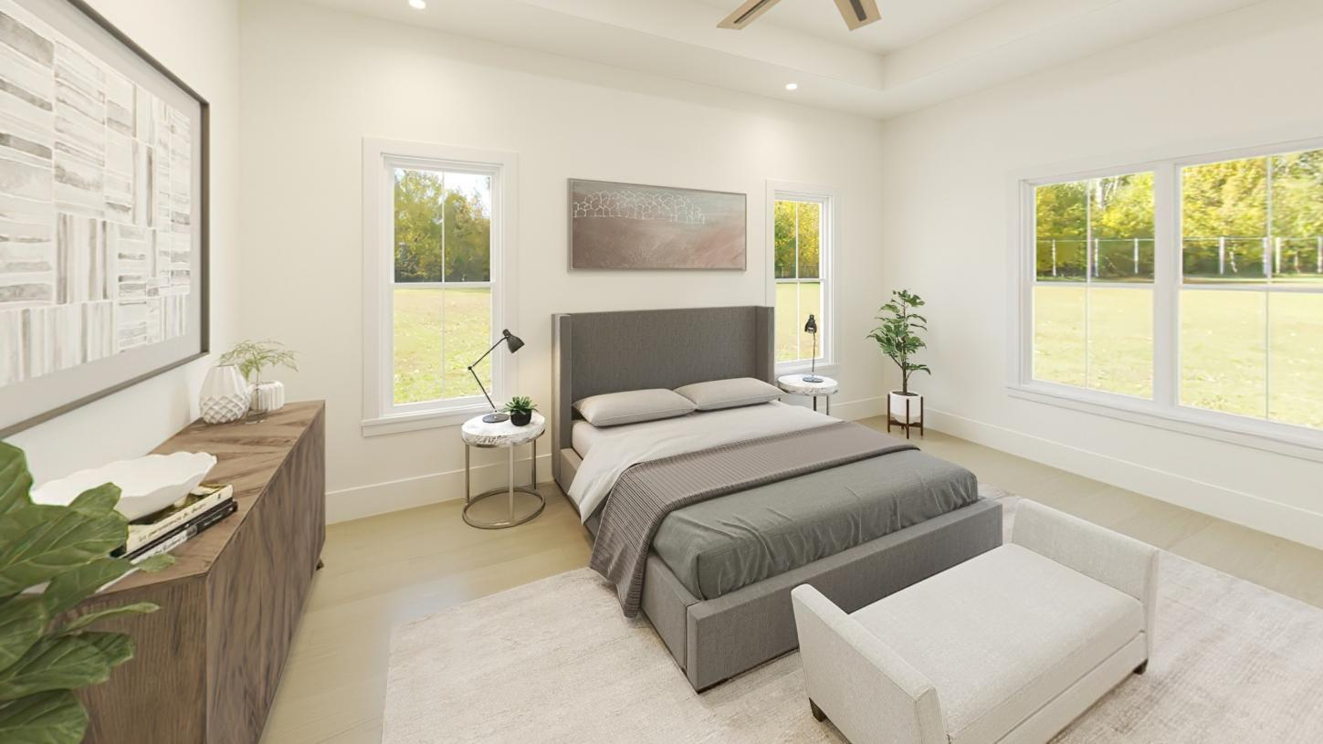 Bedroom featured in the Wetherbee By Toll Brothers in Boston, MA