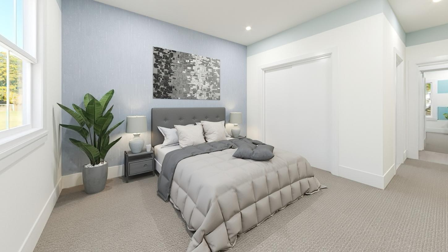 Bedroom featured in the Copley By Toll Brothers in Boston, MA