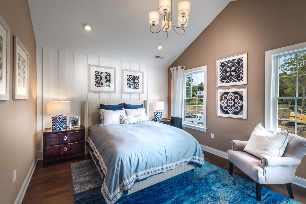 Bedroom featured in the Henderson By Toll Brothers in Philadelphia, PA