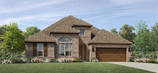 Middlebrooke - Vickery - Executive Collection: Copper Canyon, Texas - Toll Brothers