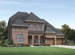 Neches - Vickery - Executive Collection: Copper Canyon, Texas - Toll Brothers