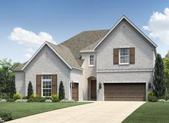 Gladewater - Vickery - Executive Collection: Copper Canyon, Texas - Toll Brothers