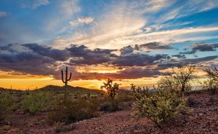 Reserve at Black Mountain by Toll Brothers in Phoenix-Mesa Arizona