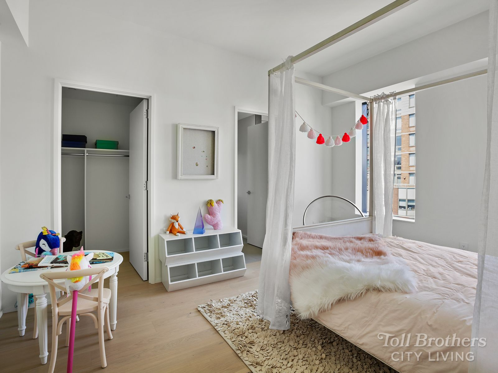 Bedroom featured in the N1302 By Toll Brothers in New York, NY