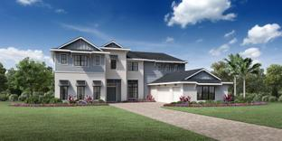 Soudron - Shores at Lake Whippoorwill - Signature Collection: Orlando, Florida - Toll Brothers