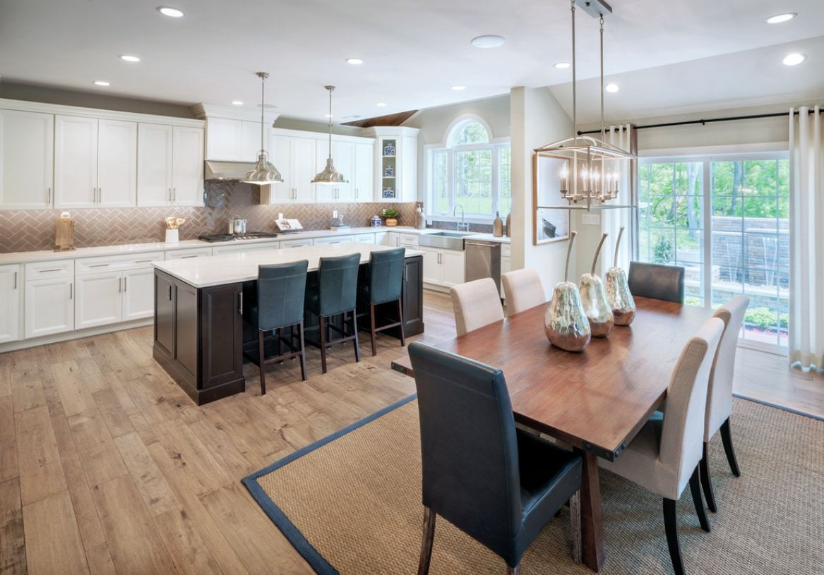 Kitchen featured in the Dandridge By Toll Brothers in Detroit, MI