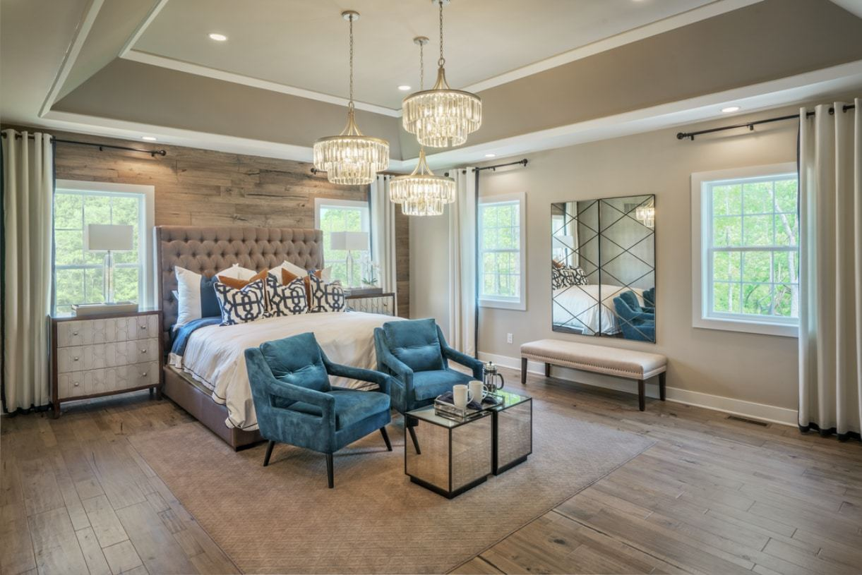 Bedroom featured in the Dandridge By Toll Brothers in Detroit, MI