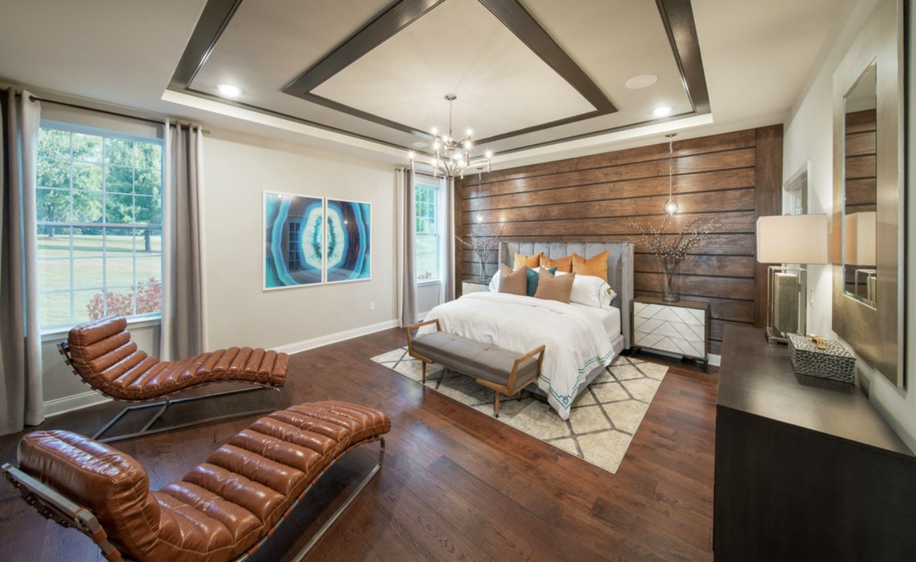 Bedroom featured in the Farrell By Toll Brothers in Detroit, MI