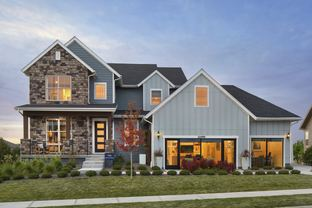 Yale - Retreat at Southshore: Aurora, Colorado - Toll Brothers