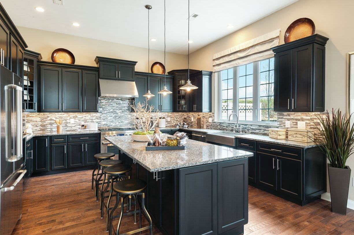 Kitchen featured in the Kinkade By Toll Brothers in Bergen County, NJ
