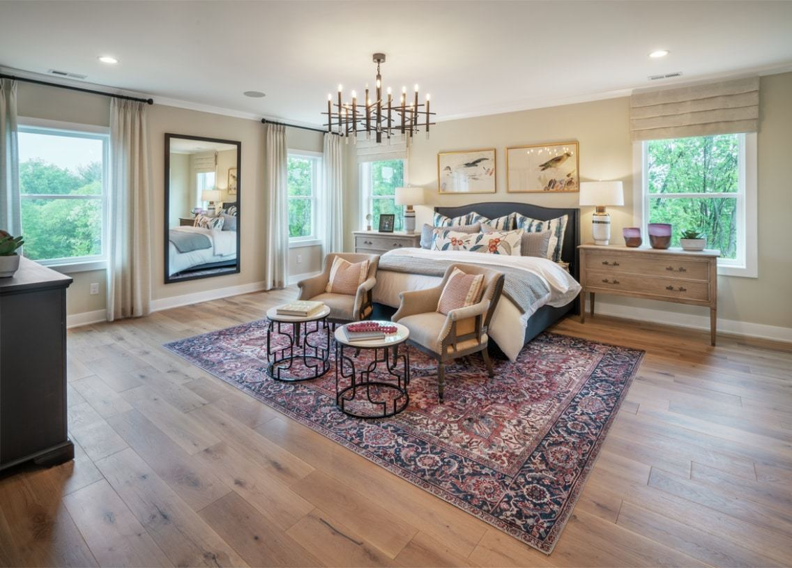 Bedroom featured in the Arlen By Toll Brothers in Philadelphia, PA