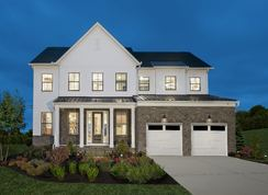 Lyndell Modern Farmhouse - Chester Springs Crossing: Chester Springs, Pennsylvania - Toll Brothers