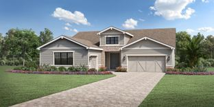 Bordeaux - Shores at Lake Whippoorwill - Estates Collection: Orlando, Florida - Toll Brothers