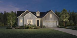 Fletcher - Regency at Montaine - Broomfield Collection: Castle Rock, Colorado - Toll Brothers