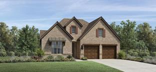Leighton Traditional - Woodson's Reserve - Villa Collection: Spring, Texas - Toll Brothers