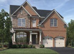 Woodstock Manor - Laurel Ridge - The Glen: Abingdon, Maryland - Toll Brothers