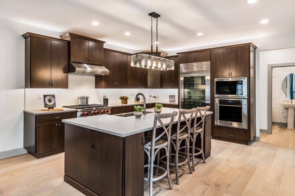 Kitchen featured in the Gladstone By Toll Brothers in Bergen County, NJ
