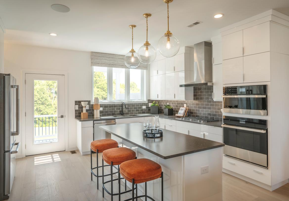 Kitchen featured in the Haring Elite By Toll Brothers in Philadelphia, PA