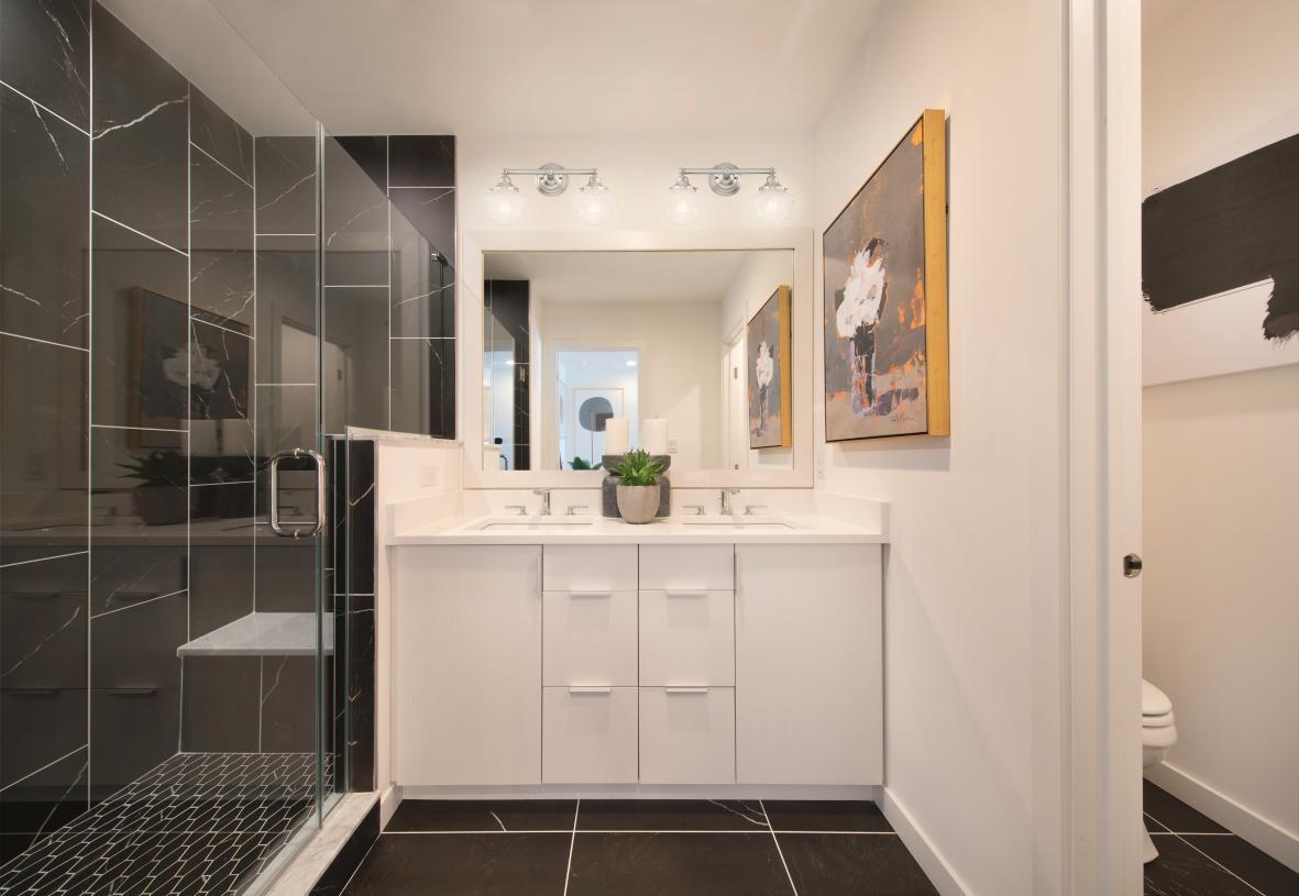 Bathroom featured in the Haring Elite By Toll Brothers in Philadelphia, PA