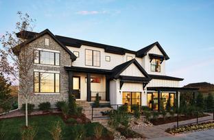 Ogden - Allison Ranch - Estate Collection: Parker, Colorado - Toll Brothers