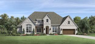 Calvin - Sienna - Executive Collection: Missouri City, Texas - Toll Brothers