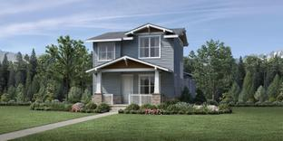 Athmar - Edge at Downtown Superior: Superior, Colorado - Toll Brothers