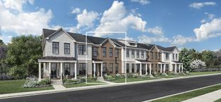 Rocky Gap - Toll Brothers at Turf Valley - Townhomes: Ellicott City, Maryland - Toll Brothers