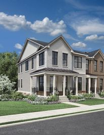 Rocky Gorge Westbrook - Toll Brothers at Turf Valley - Townhomes: Ellicott City, Maryland - Toll Brothers