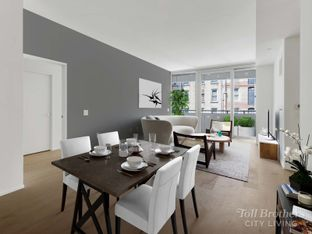 N908 - 121 East 22nd: New York, New York - Toll Brothers
