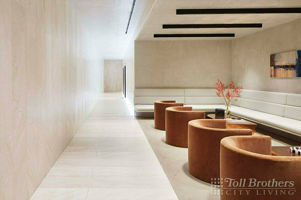Living Area featured in the N1101 By Toll Brothers in New York, NY