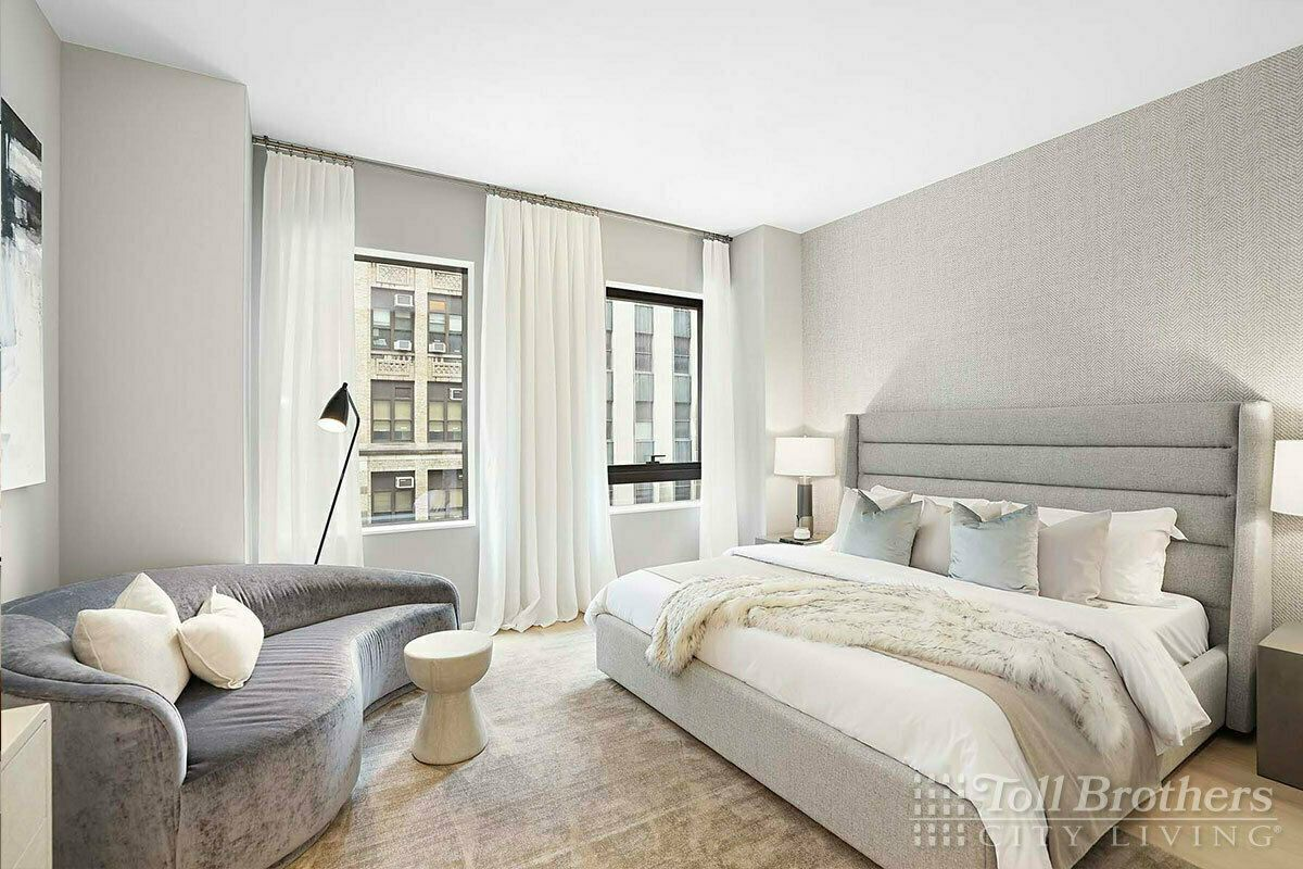 Bedroom featured in the N907 By Toll Brothers in New York, NY