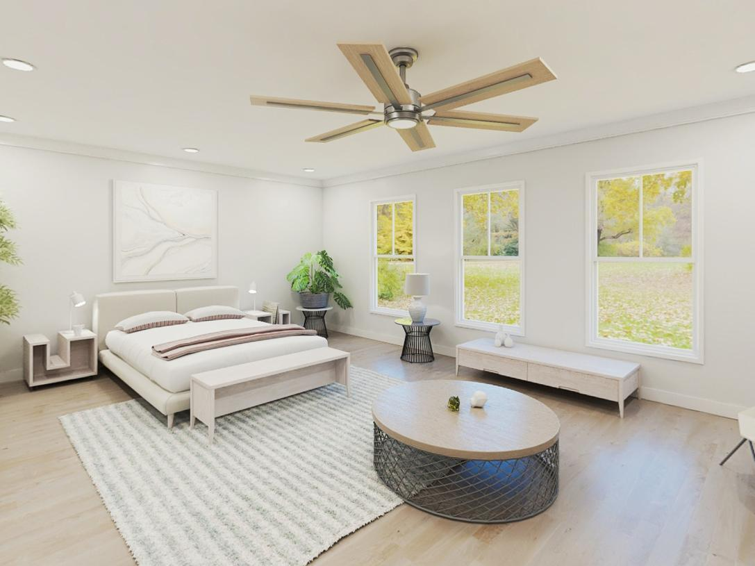 Bedroom featured in the Eldon By Toll Brothers in Somerset County, NJ