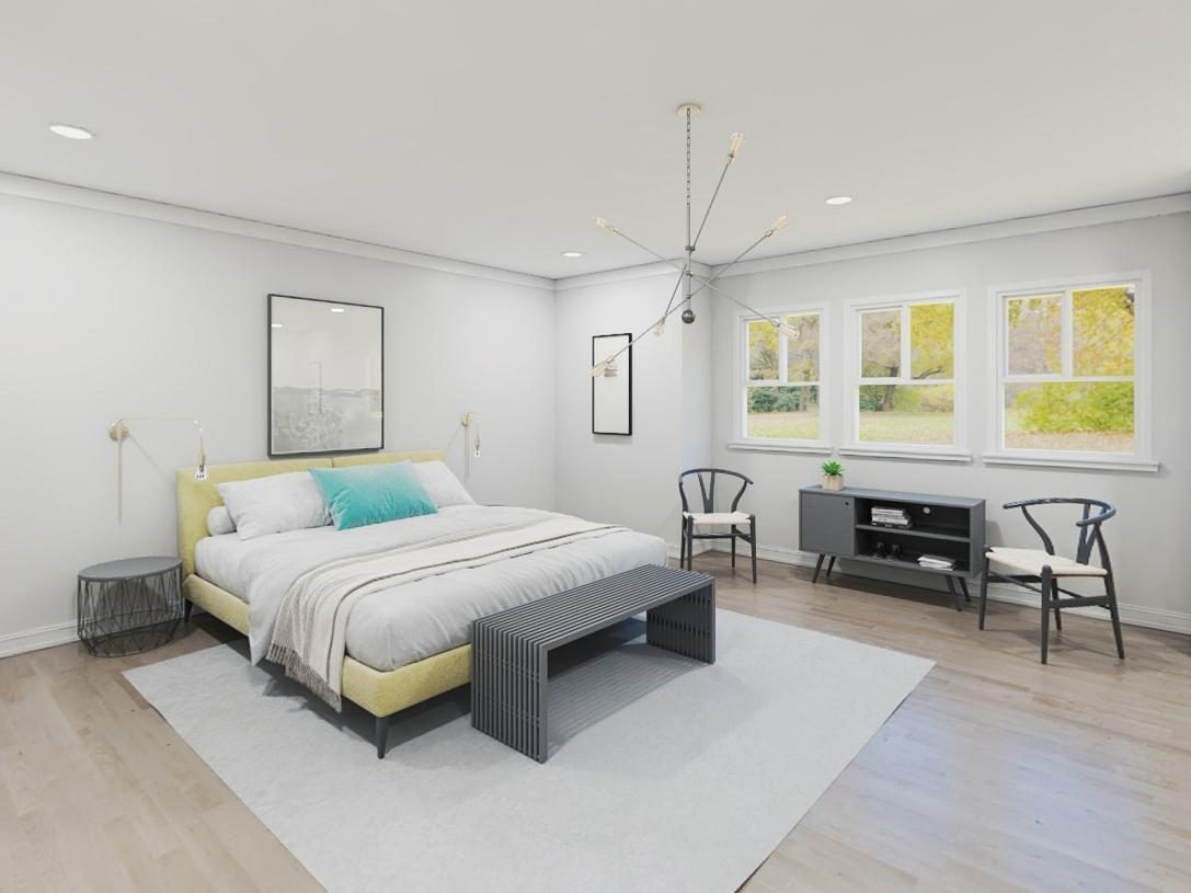 Bedroom featured in the Leyton By Toll Brothers in Somerset County, NJ