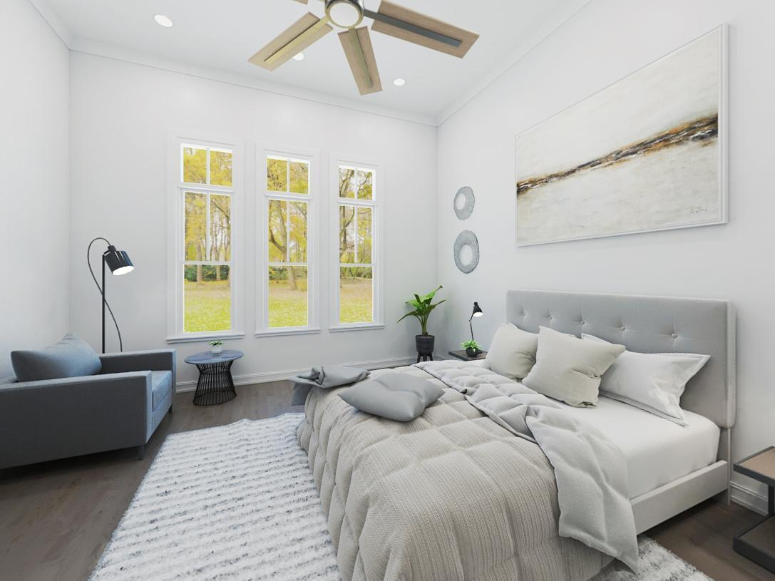 Bedroom featured in the Bexley By Toll Brothers in Somerset County, NJ