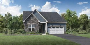 Harriman - Regency at Waterside - Providence Collection: Ambler, Pennsylvania - Toll Brothers