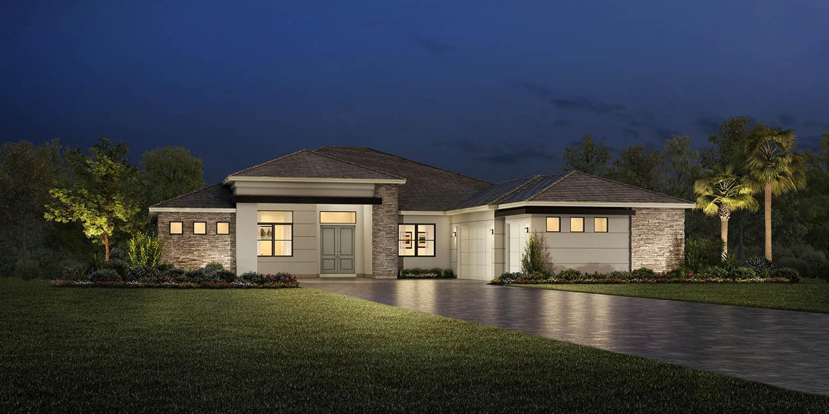Exterior featured in the Jules Boca Raton By Toll Brothers in Broward County-Ft. Lauderdale, FL